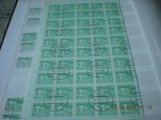 DDR -Briefmarkenalbum Ganzseiten