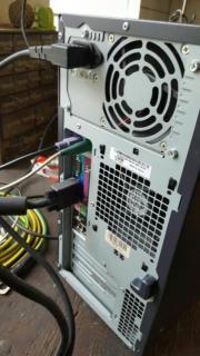 Dell Computer mit
