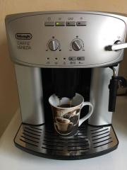 DeLonghi Caffe Venezia Hallo, verkaufe eine Kaffemaschine von der Marke DeLonghi Caffe Venezia. Die Kaffemaschine wurde entkalkt läuft einwandfrei und ist in einem sehr ... 150,- D-68309Mannheim Käfertal Heute, 10:05 Uhr, Mannheim Käfertal - DeLonghi Caffe Venezia Hallo, verkaufe eine Kaffemaschine von der Marke DeLonghi Caffe Venezia. Die Kaffemaschine wurde entkalkt läuft einwandfrei und ist in einem sehr