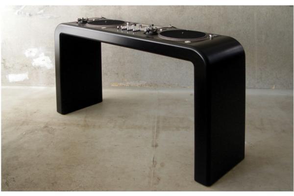 design pa cockpit dj disco equipment. Black Bedroom Furniture Sets. Home Design Ideas