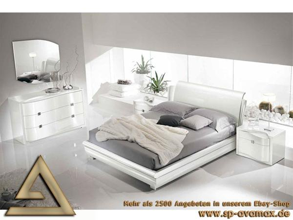 design schlafzimmer trendige moderne designerm bel. Black Bedroom Furniture Sets. Home Design Ideas