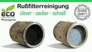 Dieselpartikelfilter / Rußpartikelfilter Reinigung