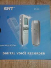 Digitaler Sprachrekorder