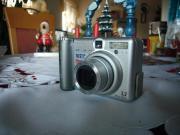 """Digitalkamera Canon PowerShot A70 Digitalkamera Canon PowerShot A70 in sehr guten Zustand mit Trage und Aufbewarungstasche von \""""Samsonite\""""4X Akkus \""""eneioop\"""" zu verkaufen. 28,- D-79540Lörrach Heute, 11:41 Uhr, Lörrach - Digitalkamera Canon PowerShot A70 Digitalkamera Canon PowerShot A70 in sehr guten Zustand mit Trage und Aufbewarungstasche von """"Samsonite""""4X Akkus """"eneioop"""" zu verkaufen"""