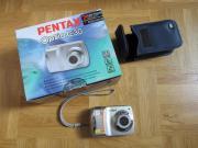 Digitalkamera Pentax Optio