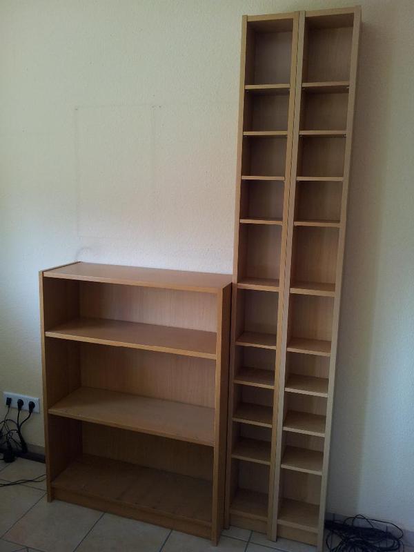 diverse ikea regale schreibtisch in n rnberg ikea m bel kaufen und verkaufen ber private. Black Bedroom Furniture Sets. Home Design Ideas