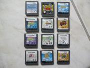 diverse Nintendo DS