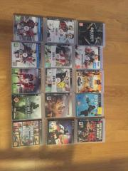 diverse PS3 Spiele