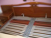 Doppelbett Kirsche