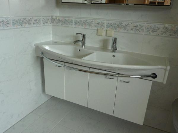 doppelwaschtisch kaufen gebraucht und g nstig. Black Bedroom Furniture Sets. Home Design Ideas