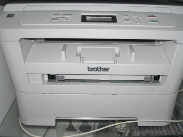 kein versand voll funktionst chtiger laserdrucker mit flachbrettscanner und kopierfunktion. Black Bedroom Furniture Sets. Home Design Ideas