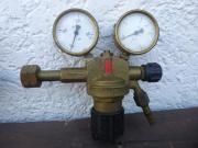 Druckminderer für Gass