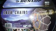 Dunlop Schneeketten Größe