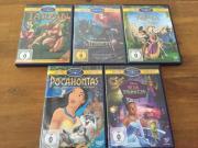 DVD Tarzan Merida