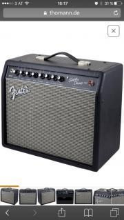E-Gitarrenverstärker Fender