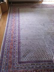 Echter großer Teppich