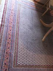 Echter Teppich zu