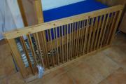 Echtholz Kinderbett / Juniorbett -