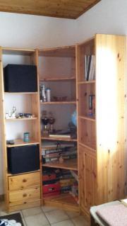 eckschrank kiefer haushalt m bel gebraucht und neu kaufen. Black Bedroom Furniture Sets. Home Design Ideas