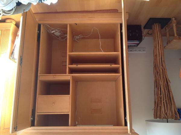 edv phonoschrank von chalet pinienm bel in bochum phono tv videom bel kaufen und. Black Bedroom Furniture Sets. Home Design Ideas