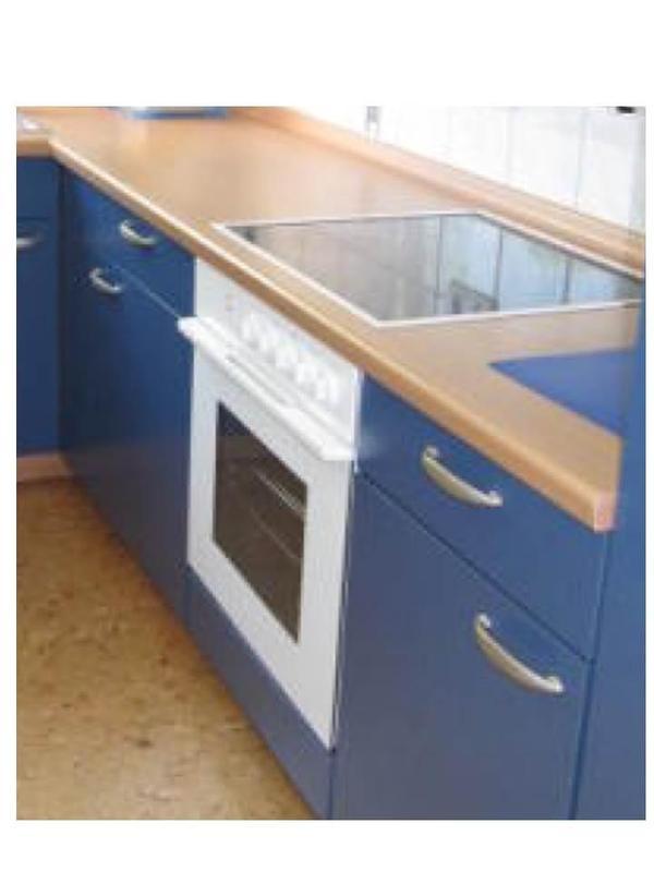 Einbauherd mit Ceranfeld in Waiblingen Küchenherde