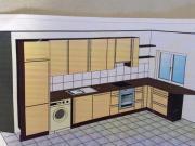 Einbauküche Nobilia in
