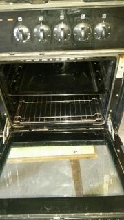 Einbauküche Ofen