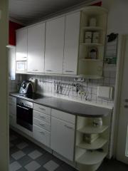 Einbauküche weiß komplett