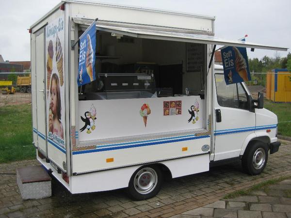 eiswagen softeis fiat ducato typ 290 1 9 diesel in greifswald kleinbusse transporter kaufen. Black Bedroom Furniture Sets. Home Design Ideas