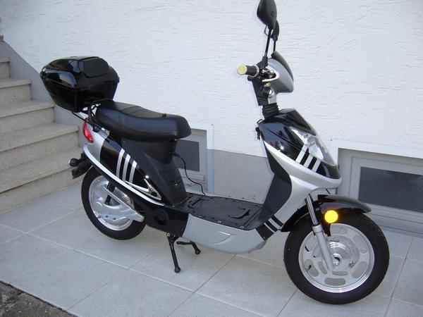 elektroroller e bike 20km h in hohenwarth sonstige. Black Bedroom Furniture Sets. Home Design Ideas