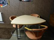 Essgruppe, Tisch Stühle,