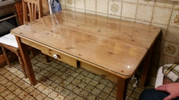 Esstisch kiefer massiv oval: esszimmertisch glas ausziehbar morean.