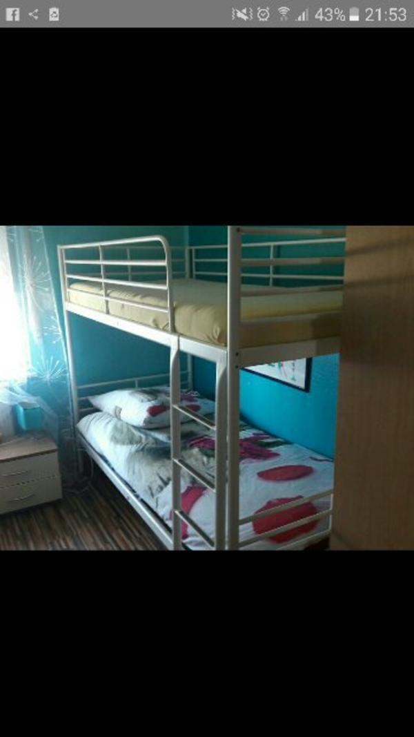 etagenbett metall kaufen gebraucht und g nstig. Black Bedroom Furniture Sets. Home Design Ideas
