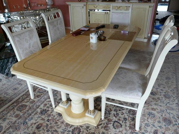 exclusive italienische m bel in n rnberg speisezimmer essecken kaufen und verkaufen ber. Black Bedroom Furniture Sets. Home Design Ideas