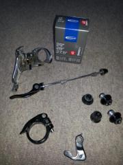 Fahrrad-Kleinteile