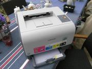 Farblaserdrucker, Samsung CLP-