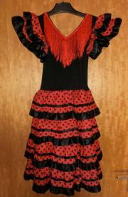 Fasching Kostüm Flamenco