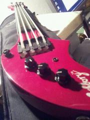 Fender Ashbory Fretless