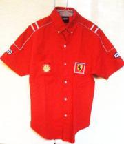 Ferrari Herrenhemd Scuderia