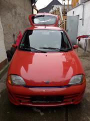 Fiat Seicento Limited