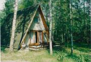 Finnhütte Wochenendidyll Feriendomizil
