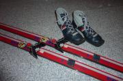 Fischer Langlauf-Ski