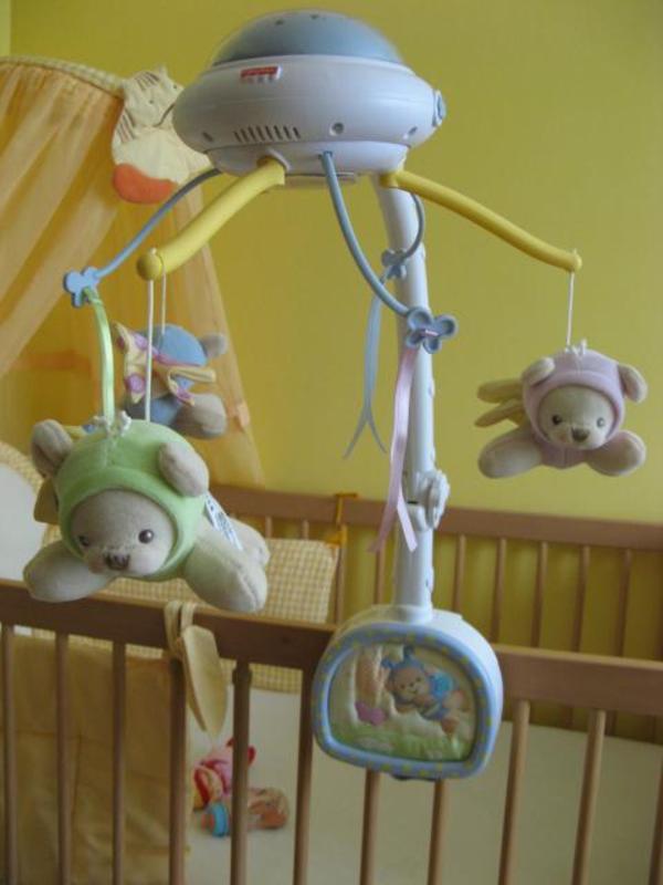 fisher price mobile traumb rchen mit musik licht in schorndorf baby und kinderartikel. Black Bedroom Furniture Sets. Home Design Ideas