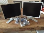 Flatscreen Monitore im