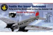 Flugzeugmodell Heinkel He