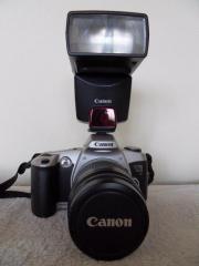 Fotoausrüstung Canon EOS