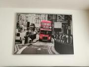 Fotodruck Leinwand London