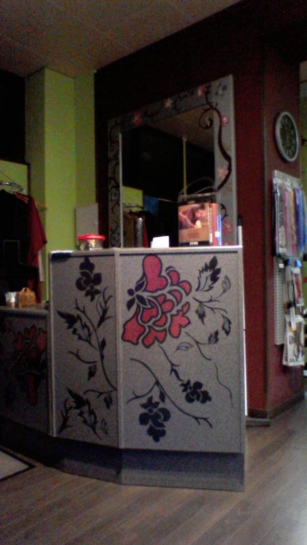 friseureinrichtung zu verkaufen in merchweiler gastronomie ladeneinrichtung kaufen und. Black Bedroom Furniture Sets. Home Design Ideas