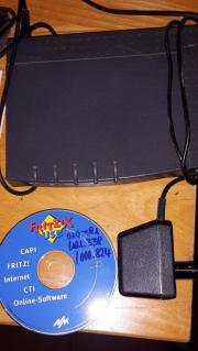 Fritzbox USB