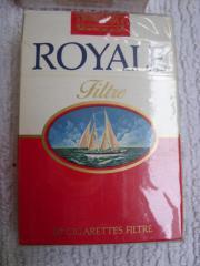 Für Sammler: Zigaretten